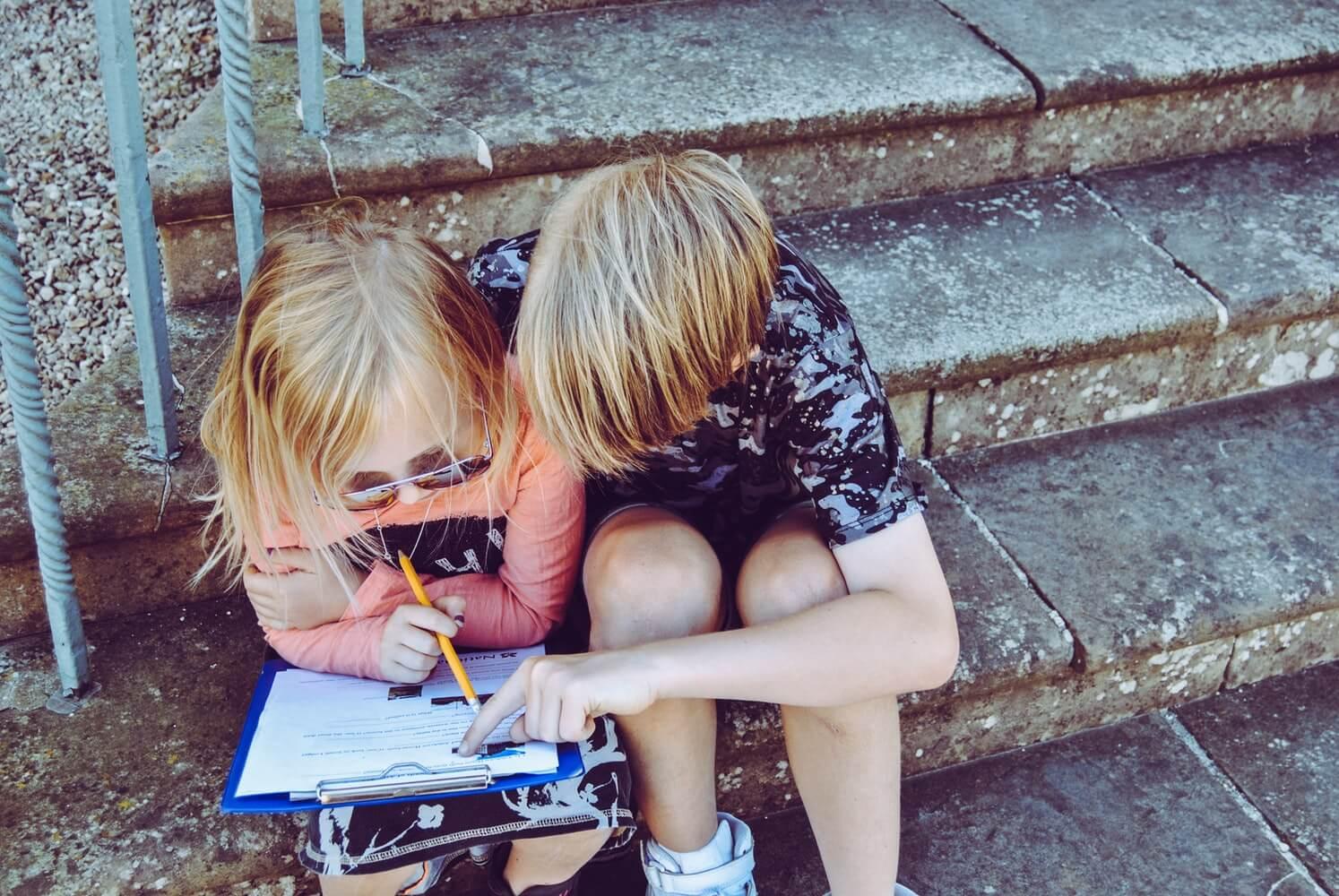 Lernende Kinder